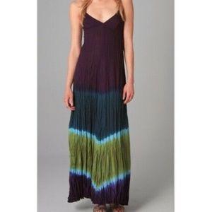 Free People Tie Dye Maxi Dress